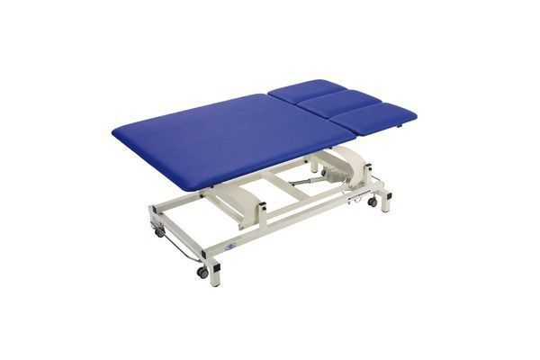 Electric Bobath table / on casters / height-adjustable / 2 sections LB472 - S RIC TREND 120 Chinesport