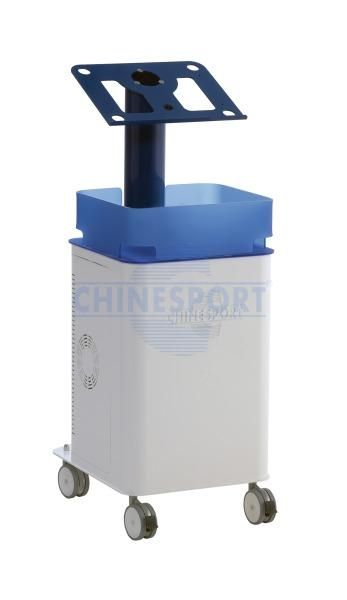Ultrasound diathermy unit (physiotherapy) / 2-channel EL12057 - SONIC 2 - Plus Line Chinesport