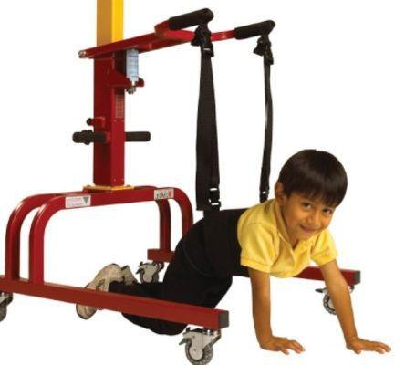 Pediatric standing frame XMR004 - LITE GAIT 100KX Chinesport