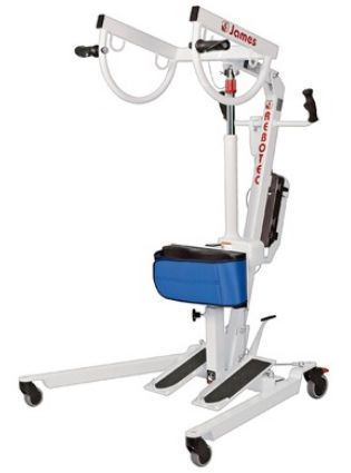 Mobile patient lift / electrical 150 kg | 14510 - JAMES Chinesport