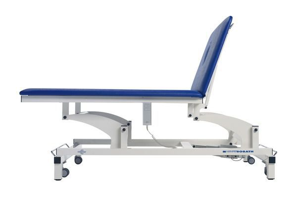 Electric Bobath table / height-adjustable / on casters / 2 sections LB341 - BOBATH TN100 Chinesport