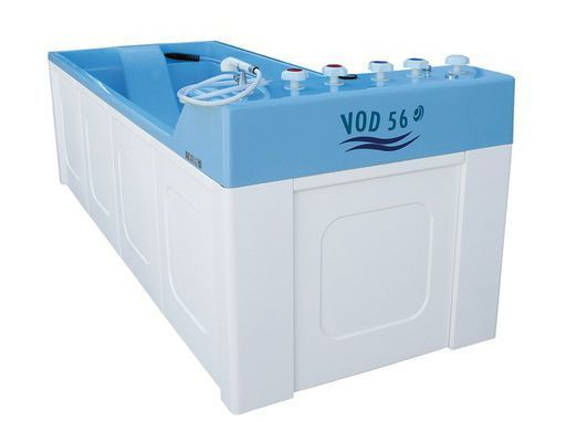 Whole body water massage bathtub CH2000 - VOD 56 Chinesport