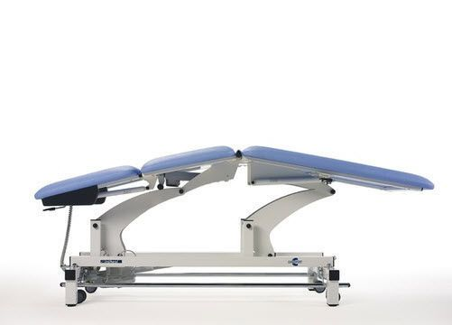Electrical massage table / on casters / height-adjustable / 3 sections LS371 - SINTHESI SINGLE Chinesport