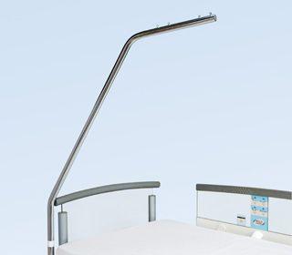 Over bed pole hoist 10-0006, 10-0127 wissner-bosserhoff