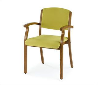 Chair with armrests AL-B wissner-bosserhoff