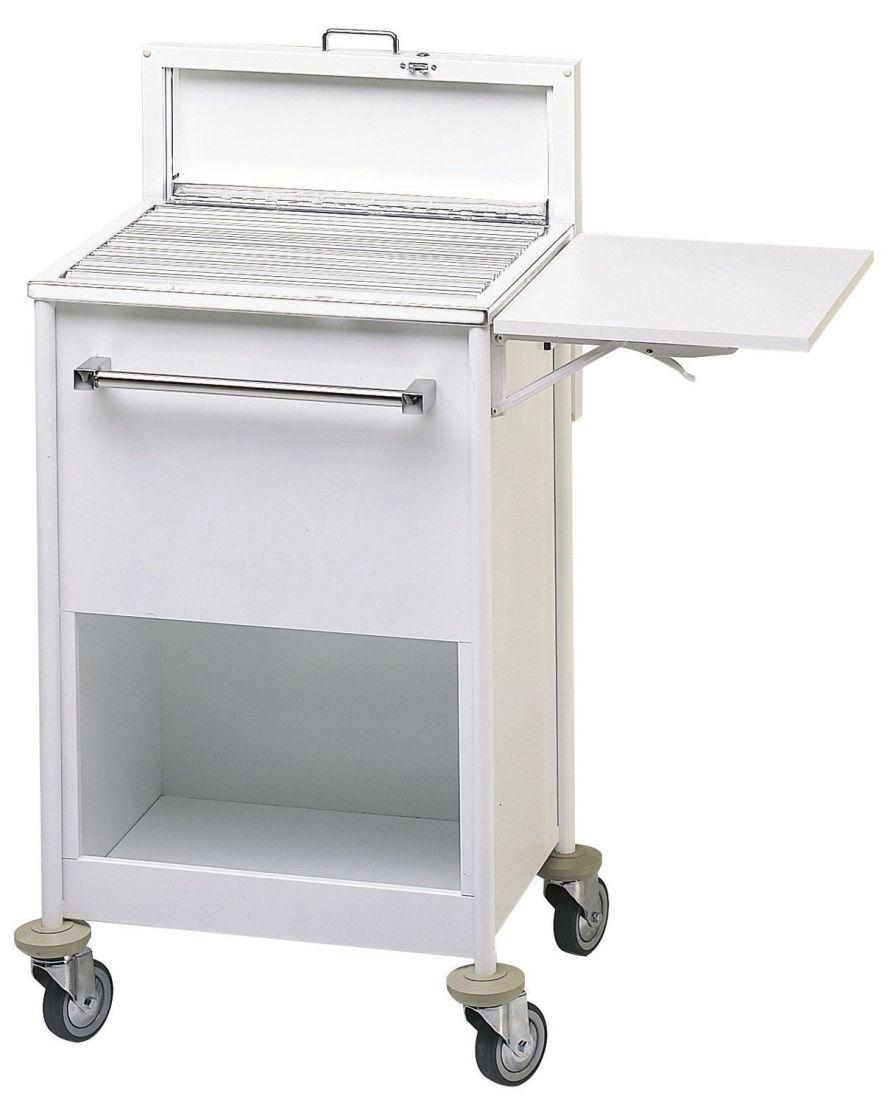 X-ray record trolley / vertical-access 308.05 VILLARD