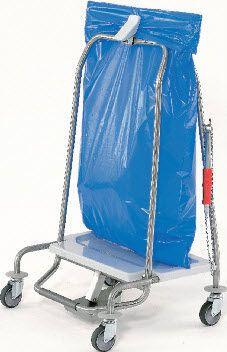 Waste trolley / 1-bag 404.3x series VILLARD