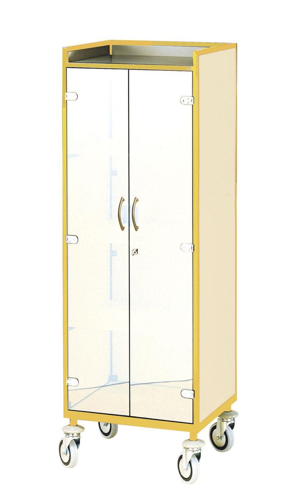 Medical cabinet / clean linen / for healthcare facilities / 2-door 405.68 VILLARD