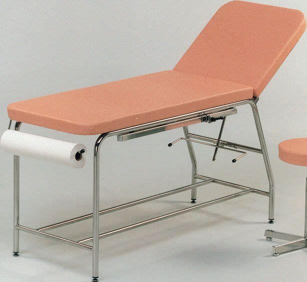 Fixed examination table / 2-section 306.27 VILLARD