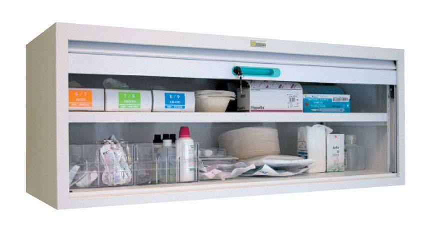 Medical cabinet / medicine / wall-mounted 310.15, 310.16, 310.17 VILLARD