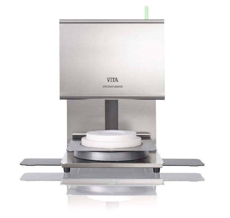 Sintering furnace / dental laboratory VITA ZYRCOMAT® 6000 MS VITA Zahnfabrik H. Rauter GmbH & Co.KG