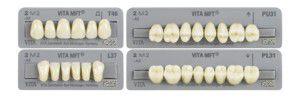 Acrylic resin dental prosthesis VITA MFT® VITA Zahnfabrik H. Rauter GmbH & Co.KG
