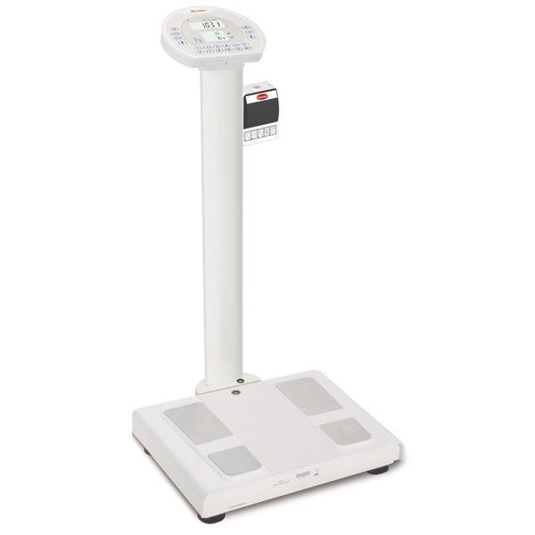 Fat measurement body composition analyzer / bio-impedancemetry / with LCD display / class III WBA WUNDER