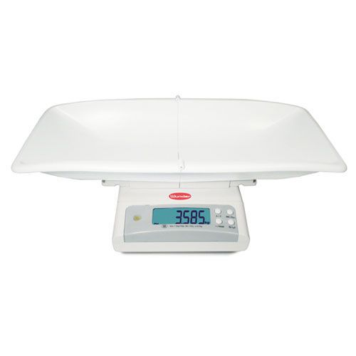 Electronic baby scale / with LCD display / class III Baby 630, ,Baby630-M WUNDER