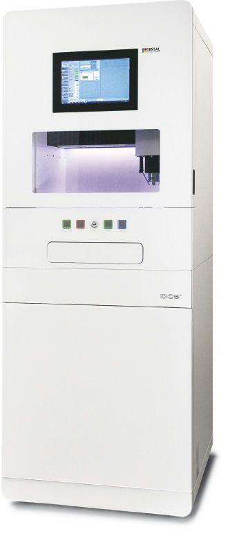 CAD/CAM milling machine / 5-axis DC5 ZUBLER