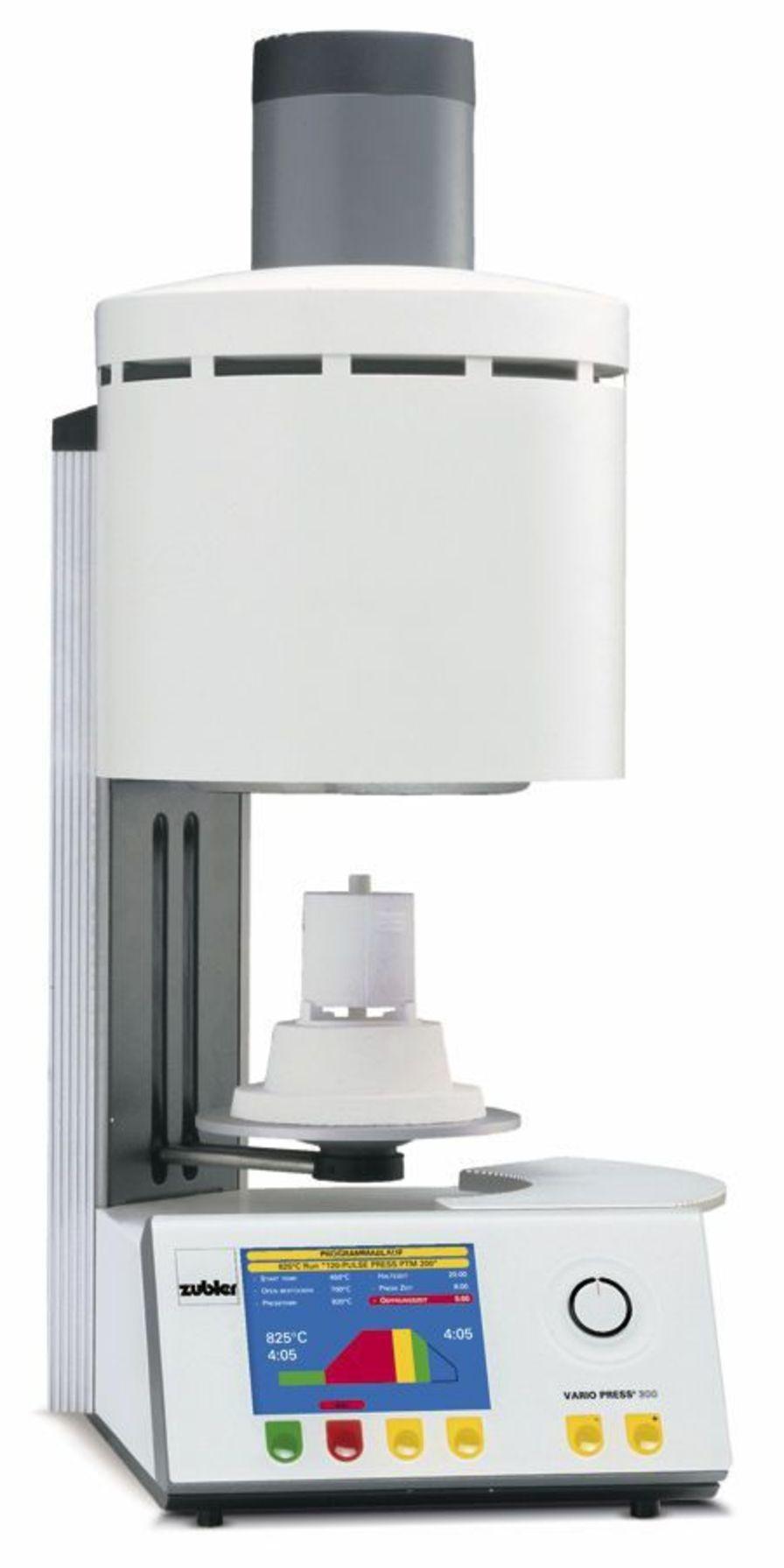 Press furnace / dental laboratory / ceramic VARIO PRESS 300e ZUBLER