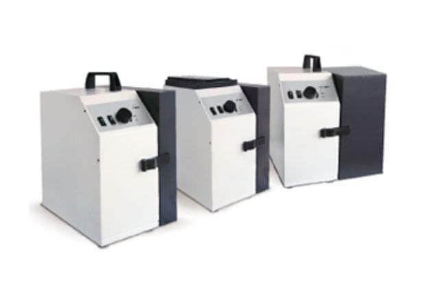 Dental laboratory dust suction unit / dentist office V4000 ZUBLER