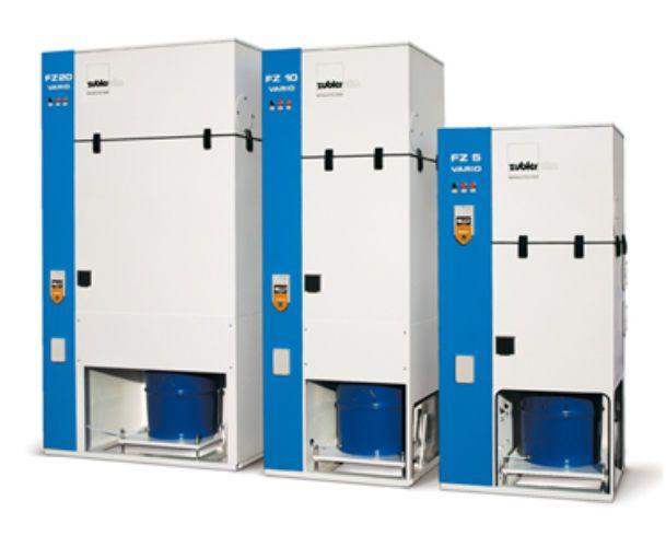 Central dust suction unit / dental laboratory FZ VARIO ZUBLER