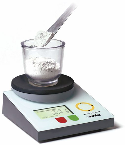Dosage balance / dental laboratory / electronic VARIO ZUBLER