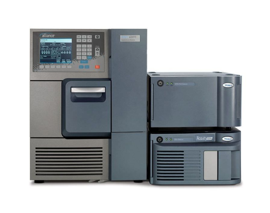 High-performance liquid chromatography system Alliance HPLC Waters Ges.m.b.H