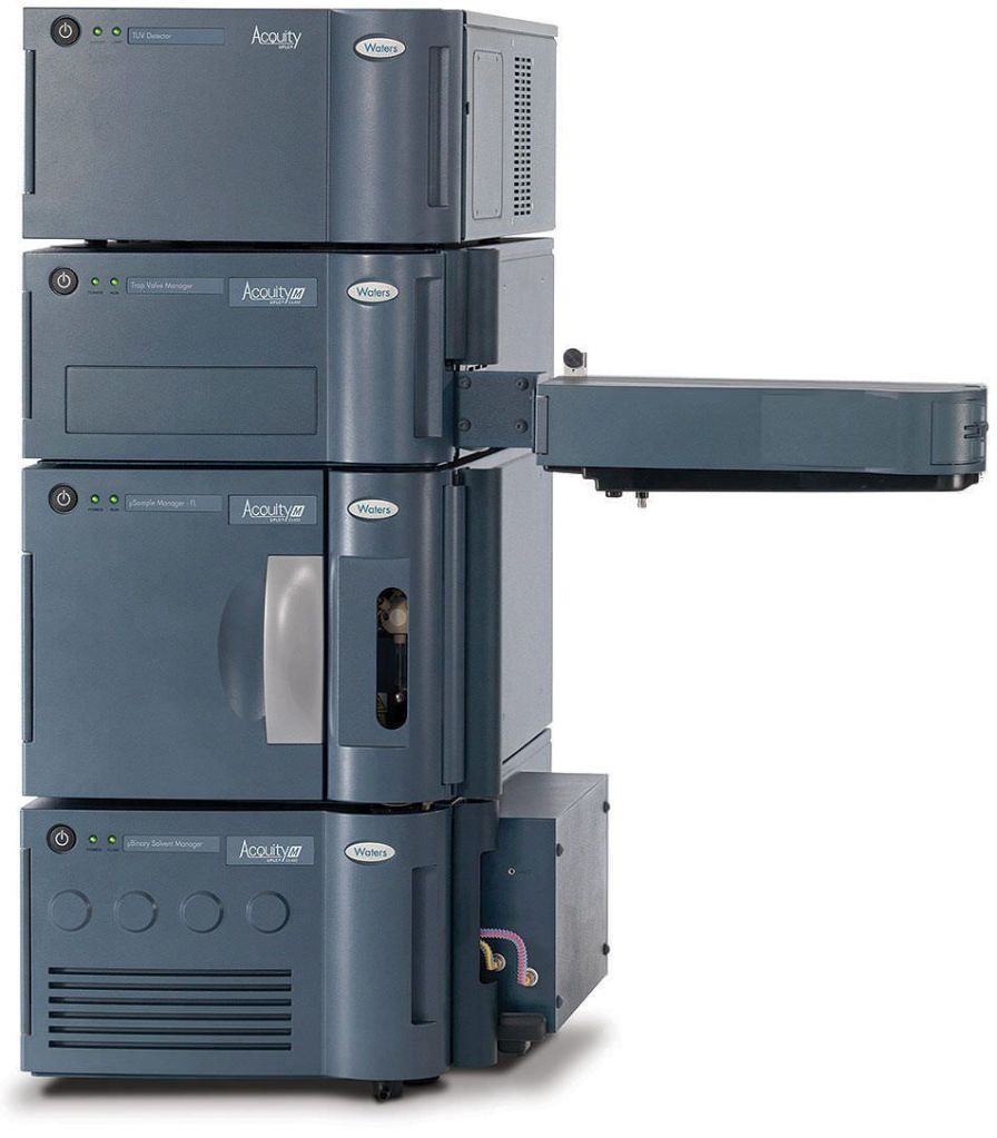 Two-dimensional liquid chromatography system / UPLC ACQUITY UPLC® M-Class Waters Ges.m.b.H