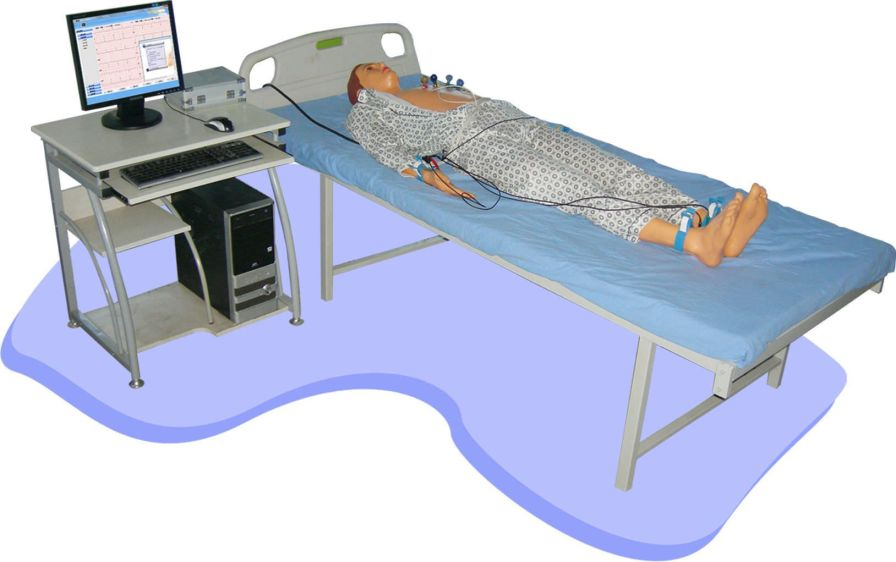 ECG training simulator / computerized YUAN TECHNOLOGY LIMITED