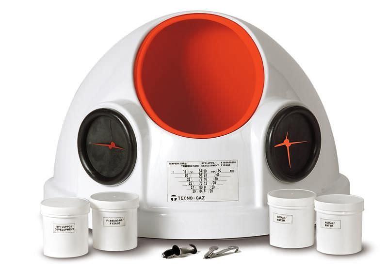 Dental radiographic films X-ray film processor Ray TECNO-GAZ
