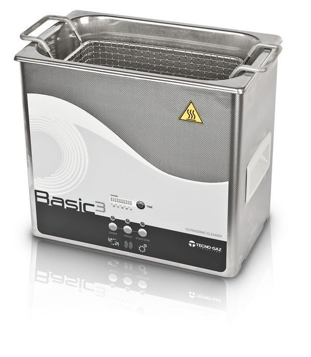 Medical ultrasonic bath 3 L | Basic TECNO-GAZ