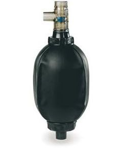 Adult manual resuscitator / with PEEP valve / reusable 2000-R2 TECNO-GAZ