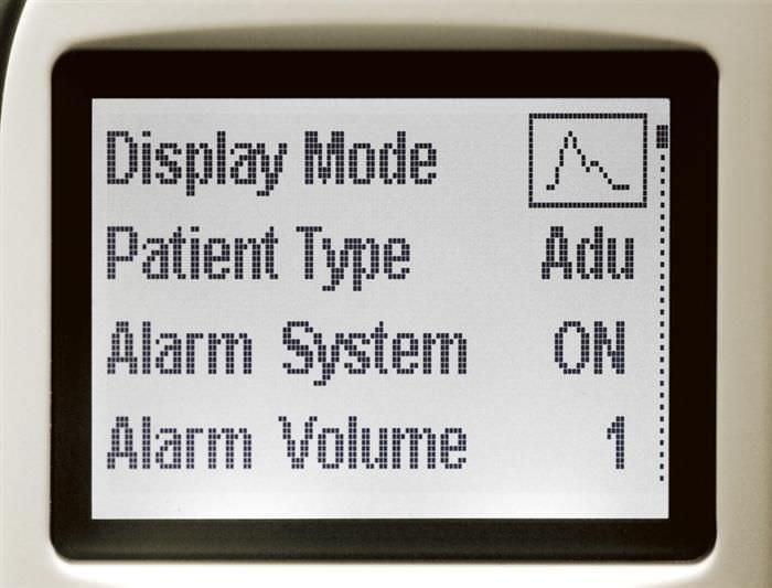 Pulse oximeter with separate sensor / handheld vital test TECNO-GAZ