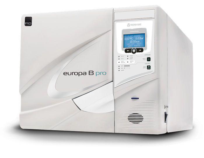 Dental autoclave / bench-top Europa B Pro TECNO-GAZ