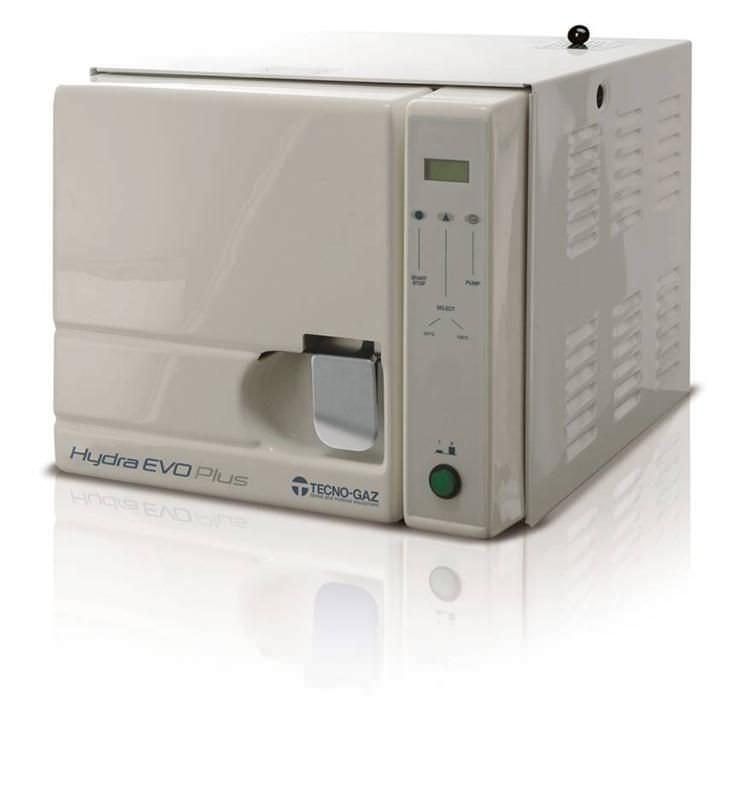 Medical autoclave / bench-top Hydra EVO Plus TECNO-GAZ