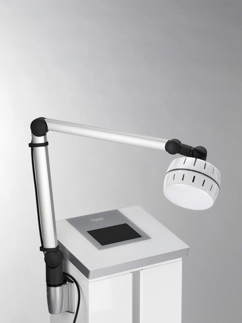 Microwave diathermy unit (physiotherapy) / on trolley ThermoPro Zimmer MedizinSysteme