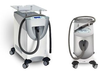 Cryotherapy unit (physiotherapy) / on trolley ZCryo Zimmer MedizinSysteme
