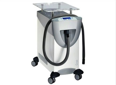 Cryotherapy unit (physiotherapy) / on trolley - 30 °C | Cryo 6 Derma Zimmer MedizinSysteme