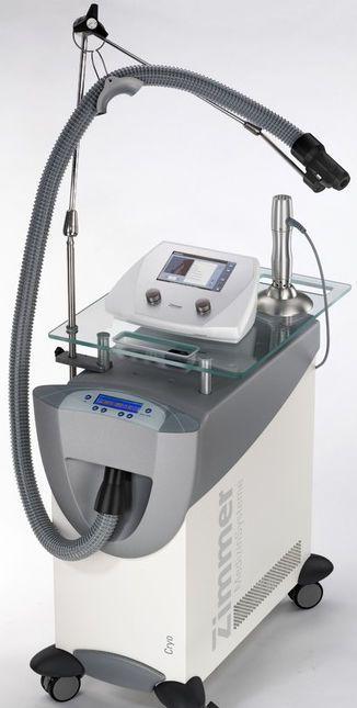 Orthopedic treatment extra-corporeal shock wave generator / human / on trolley enPuls 2.0 Zimmer MedizinSysteme