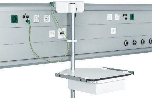 Multi-function shelf / wall-mounted 815465 / 815328 / 815458 TLV Healthcare