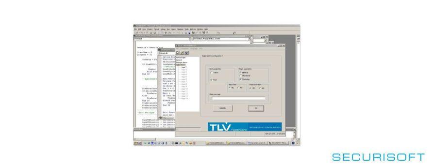 Management software / monitoring / medical SECURISOFT TLV Healthcare