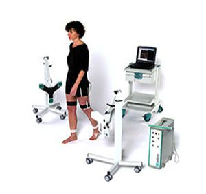 Gait functional capacity evaluation system CMS-HS zebris Medical