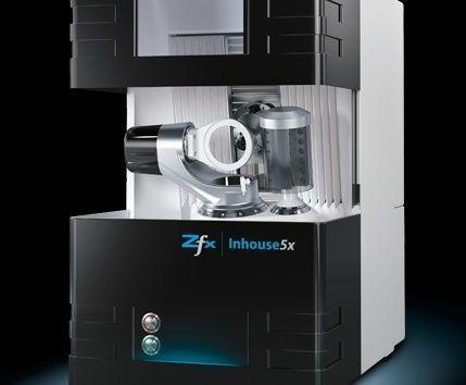 Dental laboratory dental CAD CAM scanner Zfx Inhouse5x Zfx