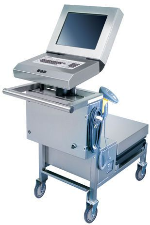 Weighing workstation / 1-station Strongarm