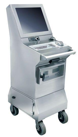 Medical computer workstation / mobile Strongarm