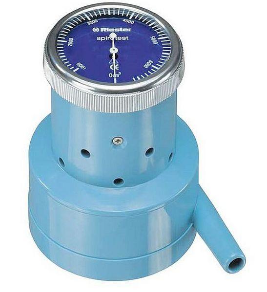 Hand-held spirometer spirotest Rudolf Riester