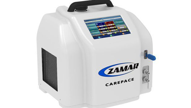Cryotherapy unit (physiotherapy) CarePace Zamar Therapy