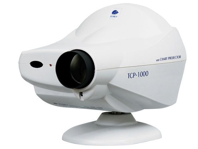Ophthalmic chart projector TCP-1000 LED Tomey
