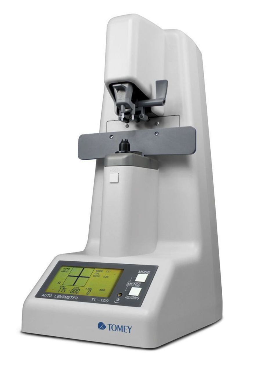 Automatic lensmeter TL-100 Tomey