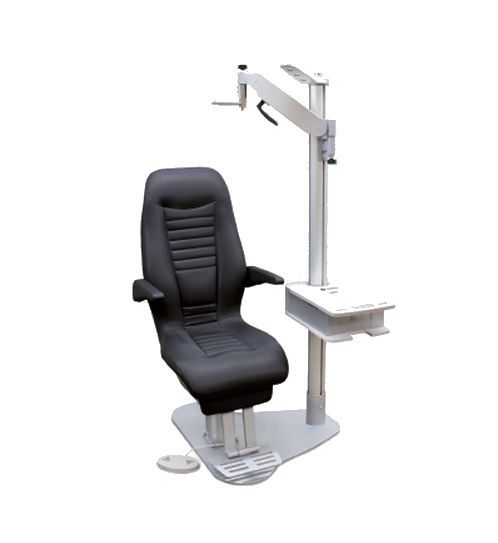 Ophthalmic workstation / with chair / 1-station TRU-800 Tomey