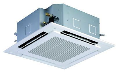Healthcare facility air conditioner / inverter / cassette ?15 °C | Super Digital Toshiba air conditioning