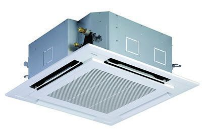 Healthcare facility air conditioner / inverter / cassette Digital 4 Way Toshiba air conditioning
