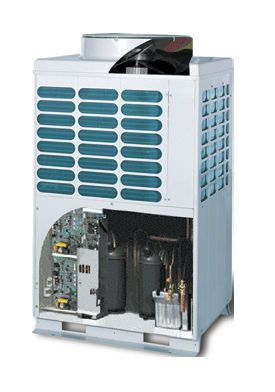Heat recovery system for healthcare facilities -20 °C | SHRMI Toshiba air conditioning